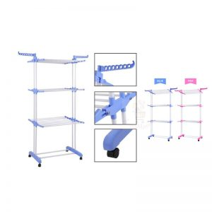 3 tier cloth rack