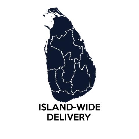 Delivering Island wide