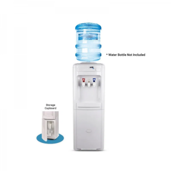 Astro Aqua Compressor Cooling Water Dispenser 3 Taps Free Standing