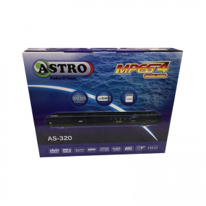 Astro DVD Player AS320