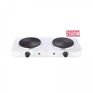 hot plate double 2500w